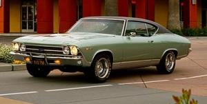 Chevrolet Malibu, Late-1960s