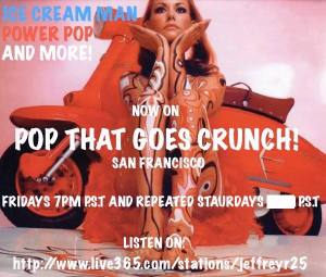 Ice Cream Man Power Pop And More!