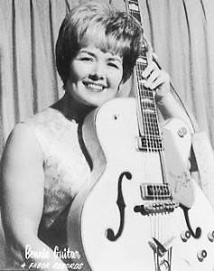 """Bonnie """"Guitar"""" Buckingham"""